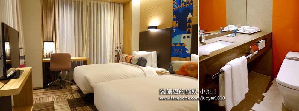 明洞住宿,首爾明洞雅樂軒飯店Aloft Seoul Myeongdong