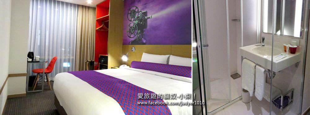 明洞住宿,首爾明洞宜必思尚品大使飯店ibis Styles Ambassador Seoul Myeongdong