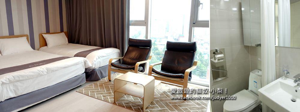 東大門住宿,東大門E7之家旅館E7 Place Dongdaemun
