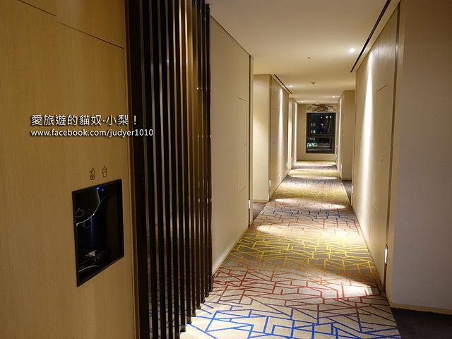 明洞住宿,首爾雅樂軒飯店設施-走道