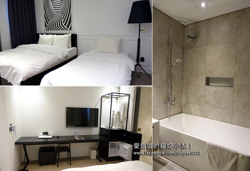 首爾住宿,設計師飯店