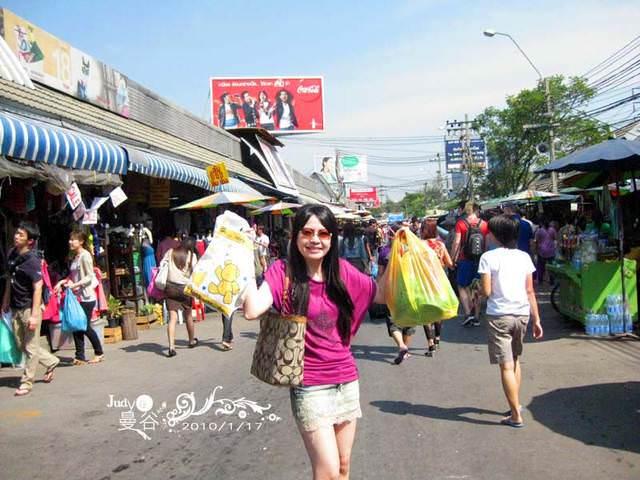泰國‧曼谷DAY5-Chatuchak 週末市集