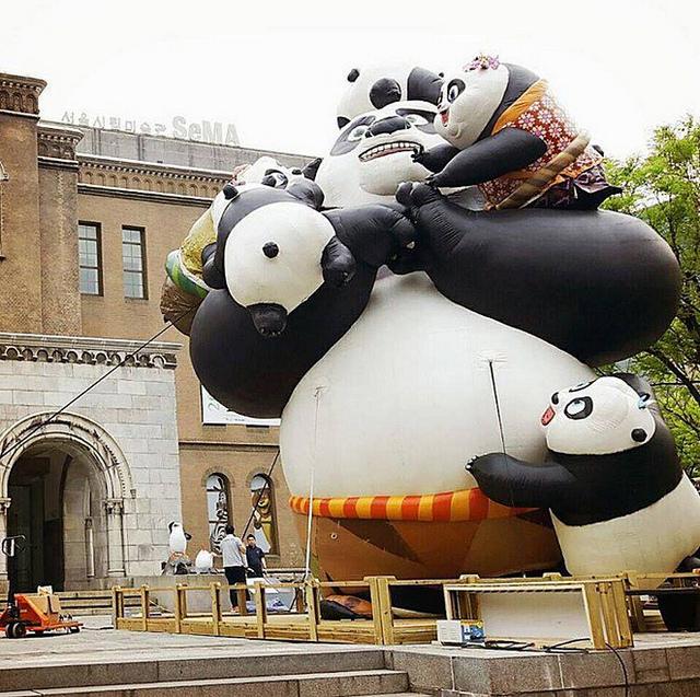 首爾美術館展覽 -1