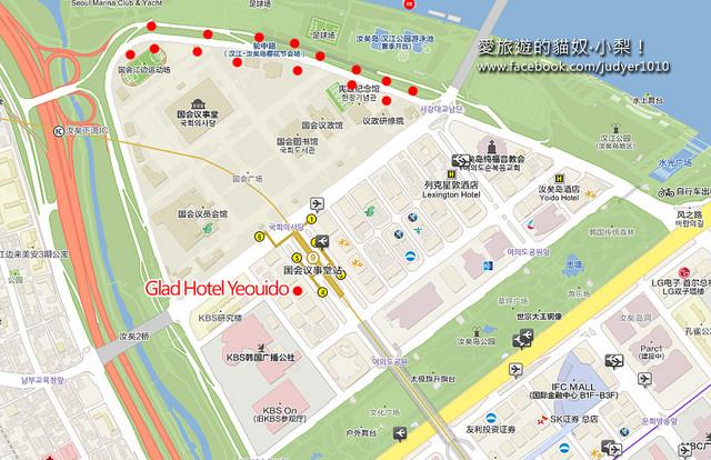 國會議事堂地圖1