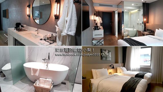 首爾住宿,Hotel 28 Myeongdong 房內設施