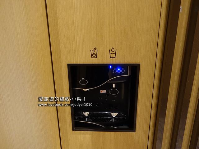 明洞住宿,首爾雅樂軒飯店設施-飲水機