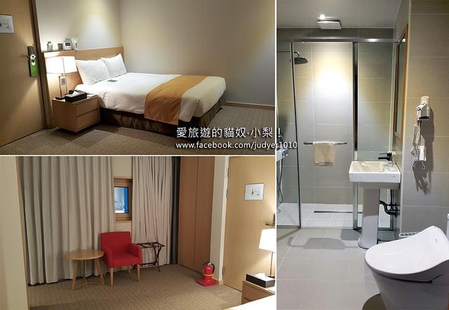 首爾住宿,明洞新東方酒店Hotel New Oriental Myeongdong 房間設施