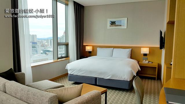 首爾住宿,KY喜來得東大門酒店房間