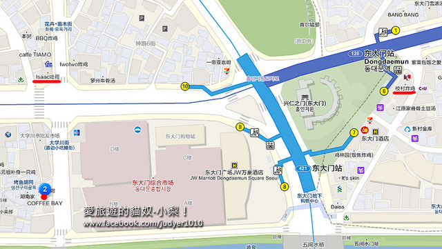 COFFEE BAY東大門