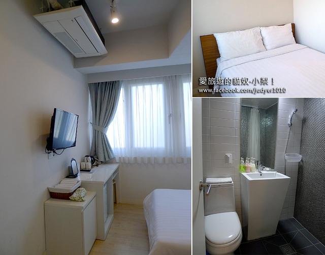 首爾住宿,Wons Ville酒店Wons Ville Myeongdong Hotel房間
