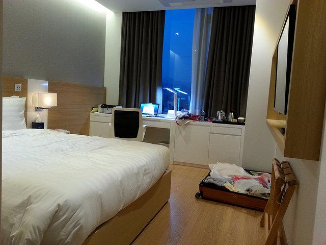 首爾住宿,Fraser Place Namdaemun Seoul房間