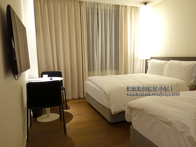 首爾住宿,光化門新羅舒泰飯店Shilla Stay Gwanghwamun房間