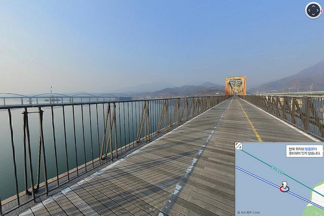 兩水鐵橋自行車道 -2