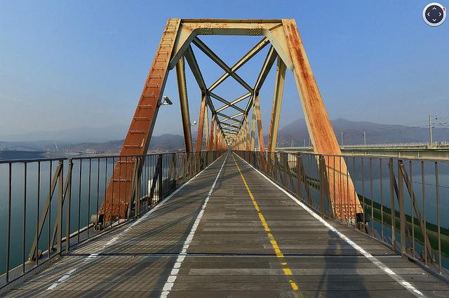 兩水鐵橋自行車道 -3