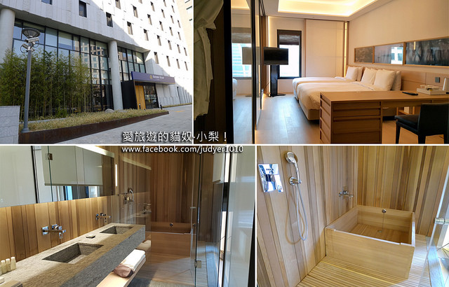 首爾住宿,黃金鬱金香M飯店Golden Tulip M Hotel 外觀與設施