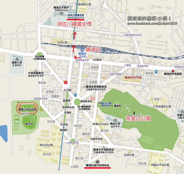 地圖 -3