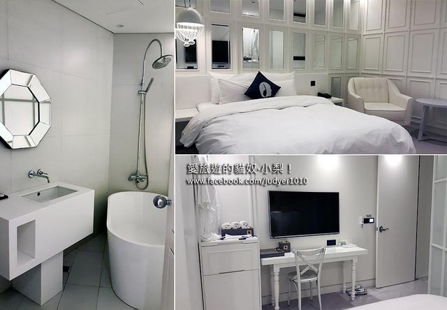 首爾住宿,東大門設計師酒店Hotel the Designers Dongdaemunz房間