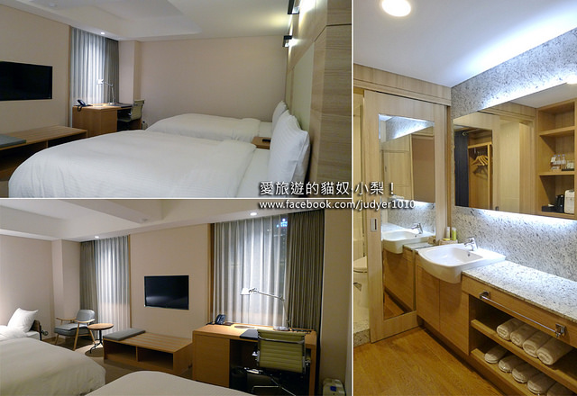 首爾住宿,亞庫比飯店Acube Hotel 房間設施