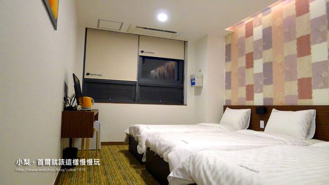 首爾住宿,Hostel Korea昌德宫房間