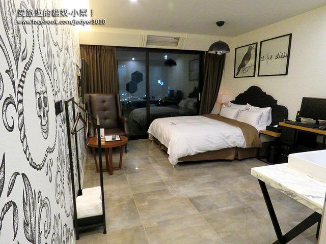 首爾住宿,9號精品酒店住宿房間