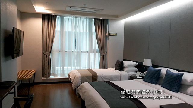 首爾住宿,江南OCLOUD飯店OCLOUD hotel gangnam房間設施