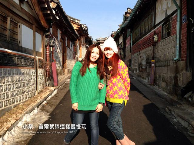 【韓國自由行】:北村+仁寺洞韓服變裝體驗~來場傳統韓屋巡禮的知性之旅吧!