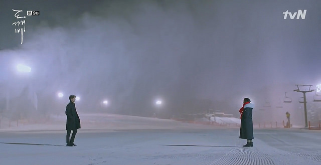 孤單又燦爛的神鬼怪9-龍平滑雪渡假村7