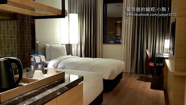 首爾住宿,皇冠公園飯店Crown Park Hotel房內設施