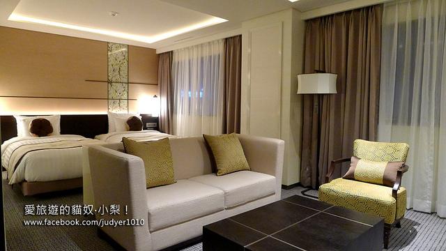 首爾住宿,首爾皇家飯店房內設施