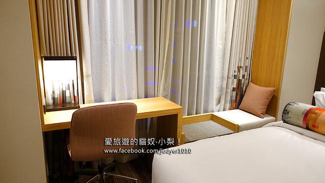 明洞住宿,首爾雅樂軒飯店-房間內部