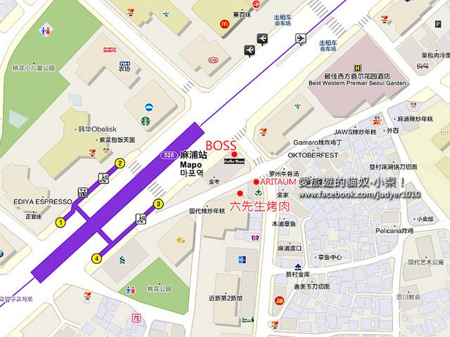 麻浦地圖 -2