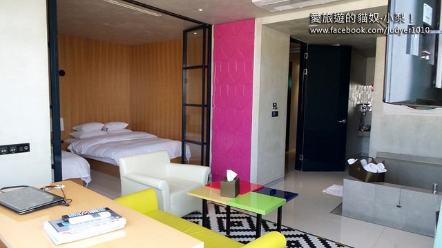 首爾住宿飯店房間