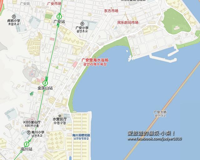 廣安里地圖