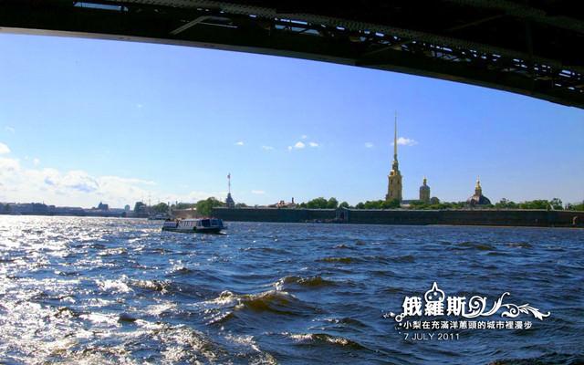 【俄羅斯旅遊】:Day8(上):聖彼得堡-涅瓦河遊河-聖以薩大教堂+登頂觀景臺