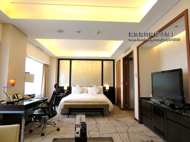 首爾住宿,首爾樂天酒店房間設施