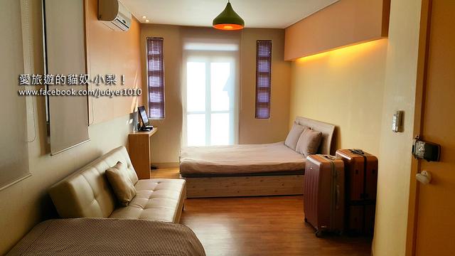 首爾住宿,DW設計住宅房間
