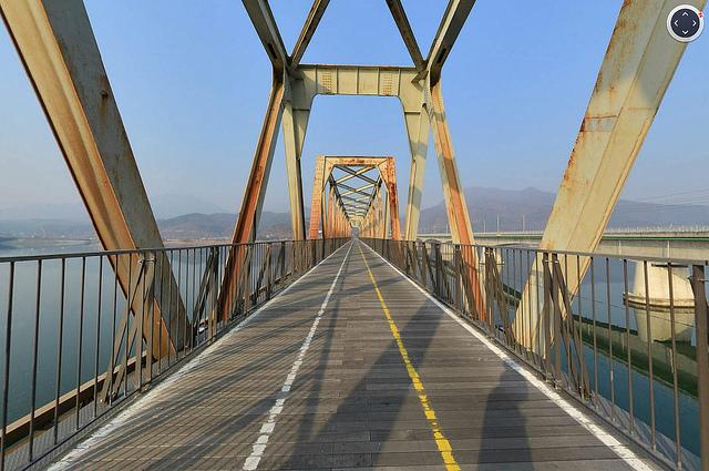 兩水鐵橋自行車道 -4