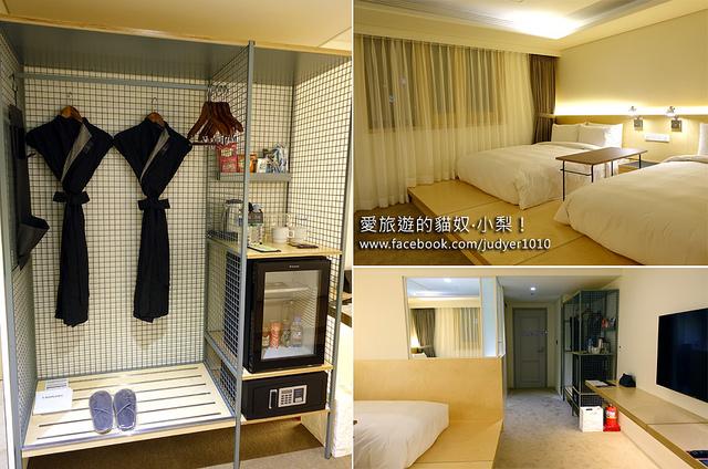 首爾住宿,幸活飯店Glad Live Gangnam房間設施